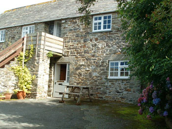 Granary Cottage in the West Country